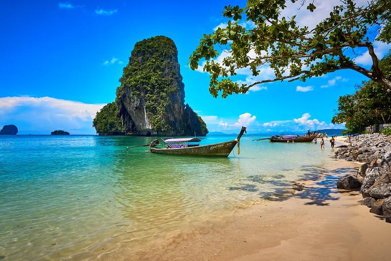 Voyage de rêve en Thaïlande