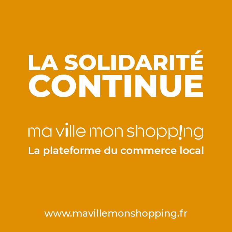 COVID-19 : commerçants et artisans, la solidarité continue