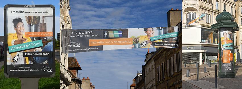 La recette du succès de la ville de Moulins